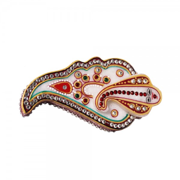 MARBLE BEAUTIFUL KUMKUM HOLDER