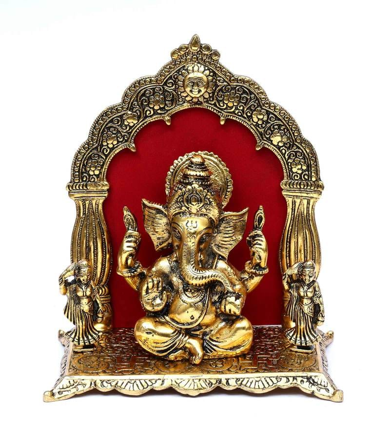 METAL Unique Ganesh Statue