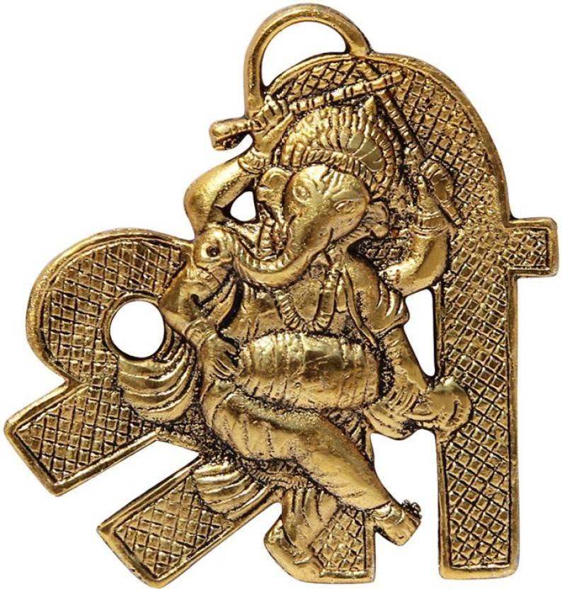 Metal Shree Ganesh