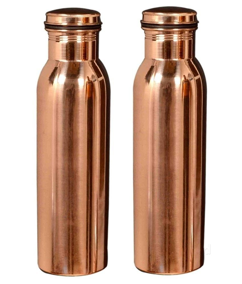 Jaipurikala Copper  Water Bottel