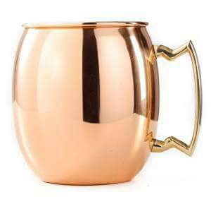 Jaipurikala Copper Mug
