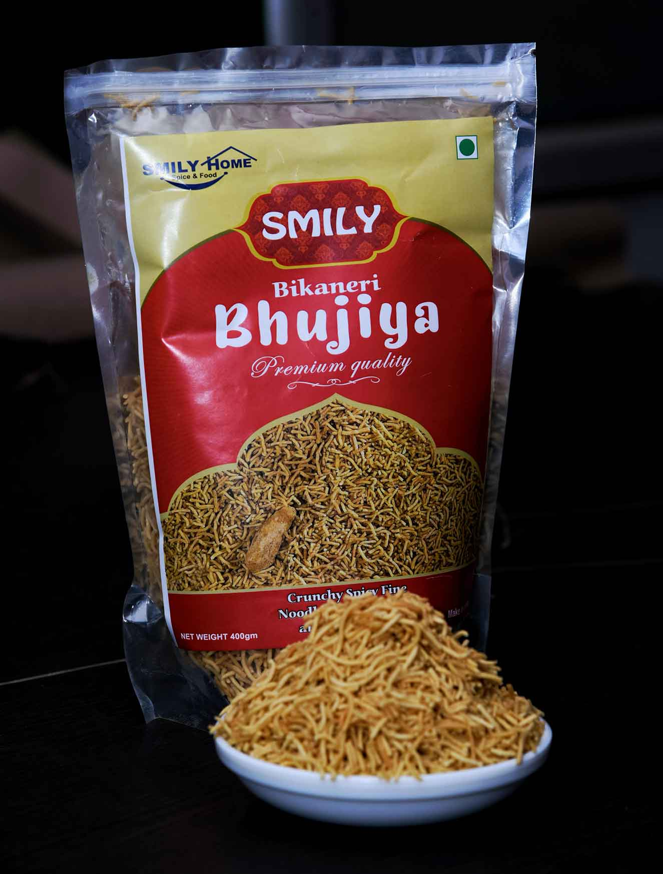 Smily Bhujia (400gm)