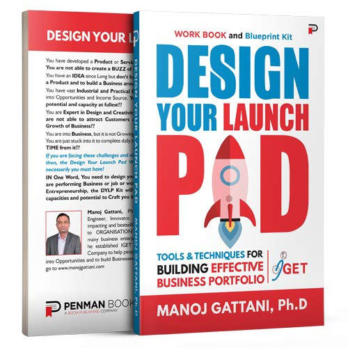 Design Your Launch Pad Paperback – 18 August 2020