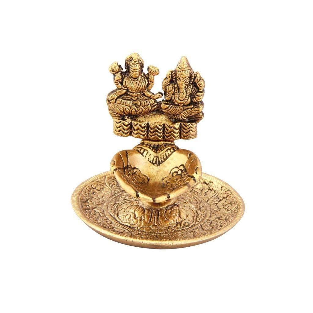 Metal Ganesh Deepak