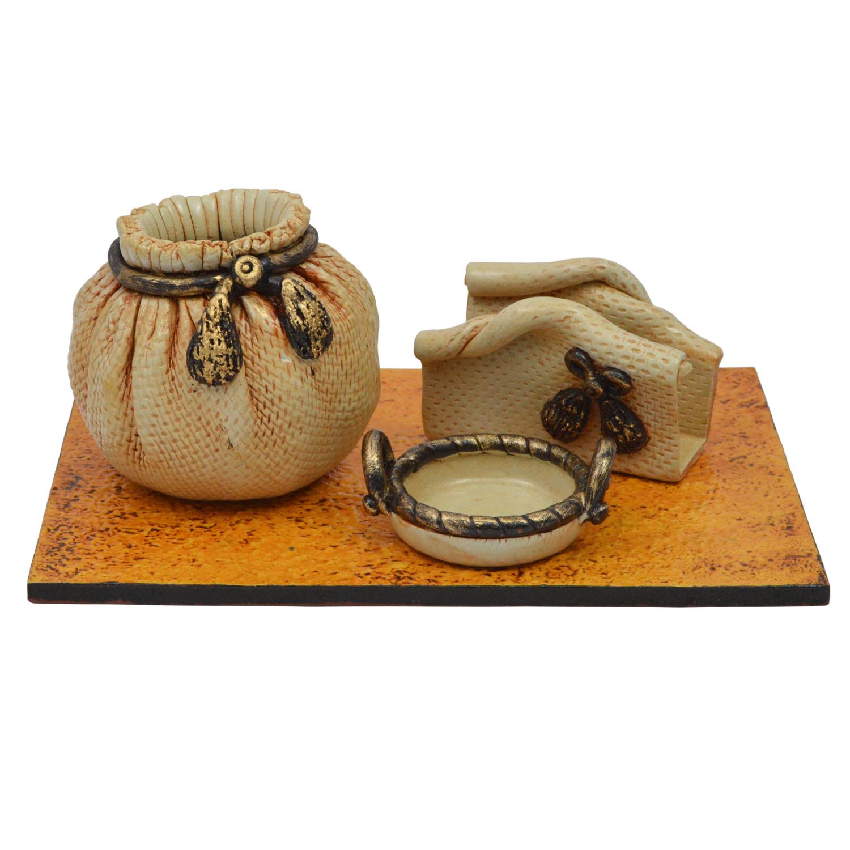 Handmade Pooja Decorative Item