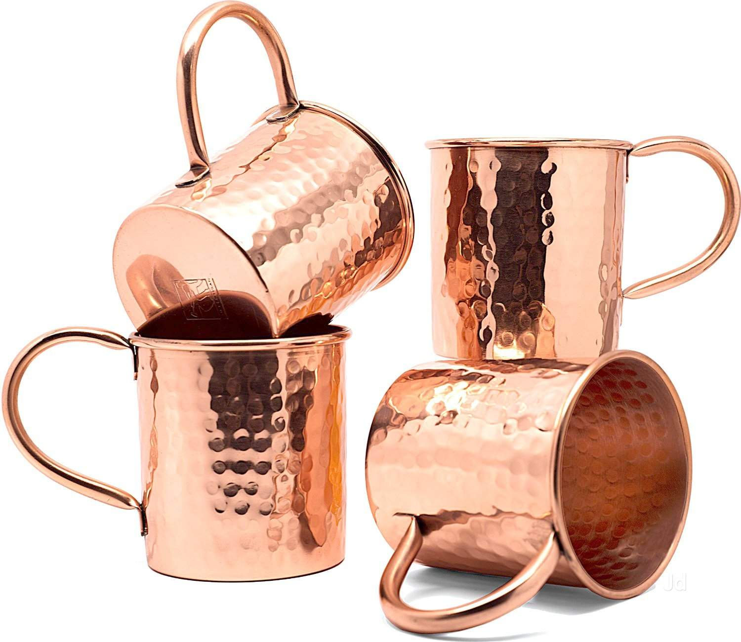 Copper Decorative Water Bottel
