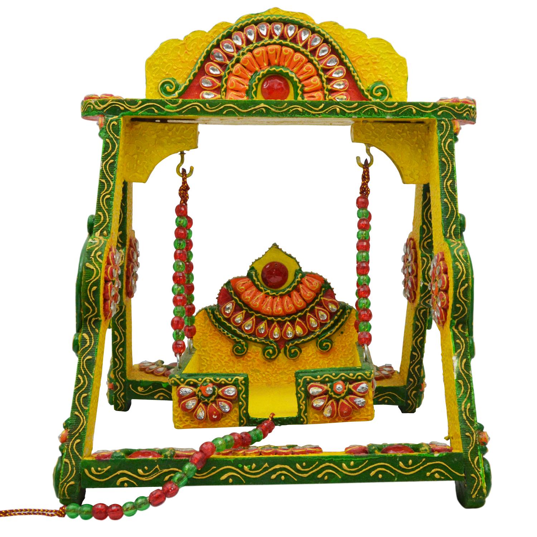 A Unique And Beautiful RajLaxmi Kundan Jhula