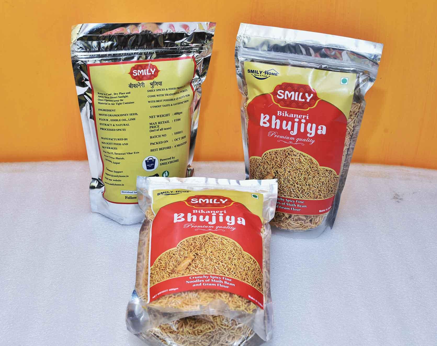 Smily Bikaneri Bhujia (1kg)